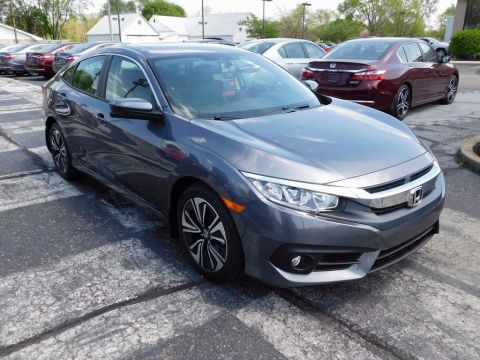 New Honda Civic EX-L