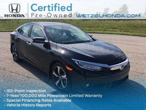 Certified Used Honda Civic Touring