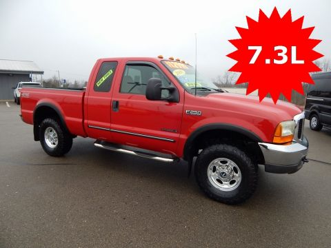 Pre-Owned 2000 Ford F-250SD Lariat