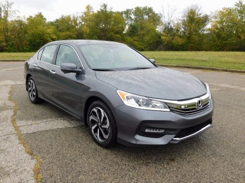 New 2017 Honda Accord EX-L FWD 4D Sedan