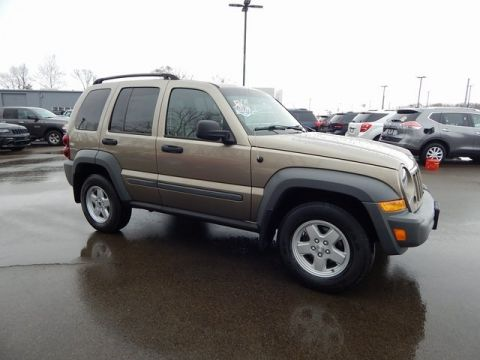 Pre-Owned 2005 Jeep Liberty Sport