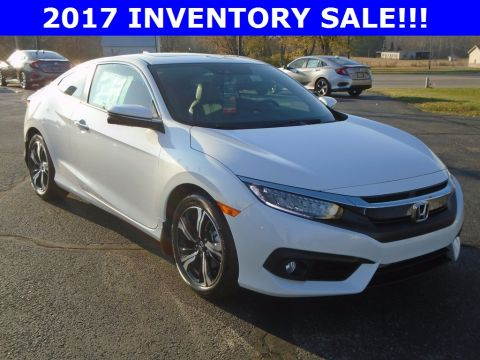 New 2017 Honda Civic Touring