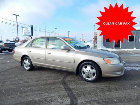 Pre-Owned 2003 Toyota Avalon XLS