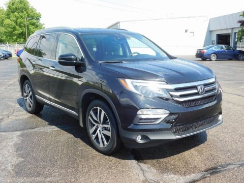 New 2018 Honda Pilot Elite