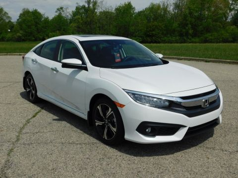 New Honda Civic Touring
