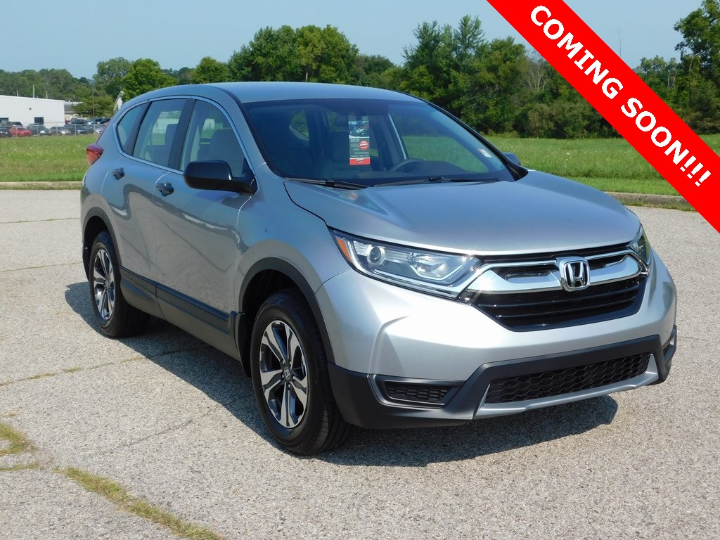 Certified Pre Owned 2018 Honda CR V LX