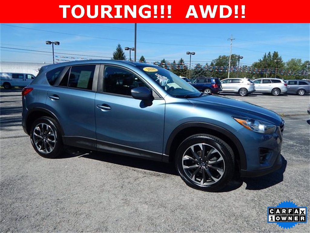 Pre Owned 2016 Mazda Cx 5 Grand Touring