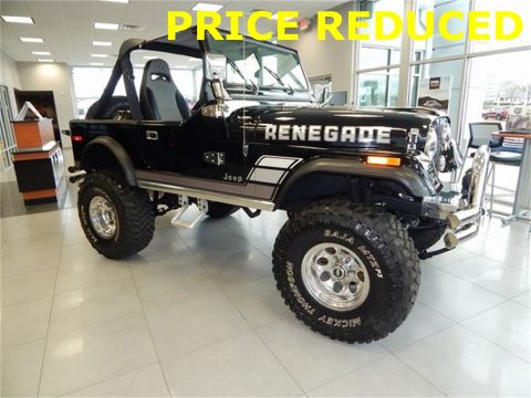 Pre-Owned 1979 Jeep Wrangler