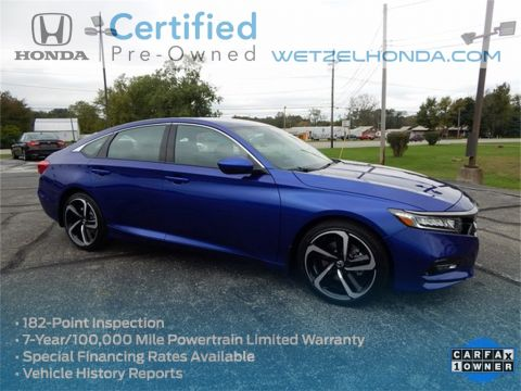 Used Cars in Stock Richmond, Richmond | Wetzel Honda