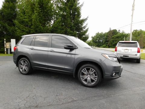 New 2020 Honda Passport EX-L AWD 4D Sport Utility
