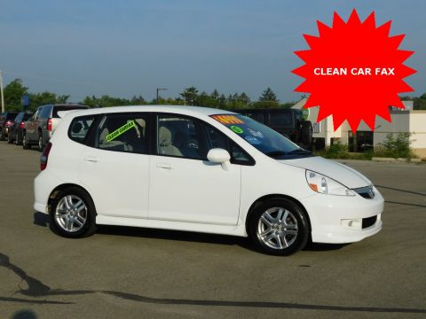 Pre-Owned 2007 Honda Fit Sport